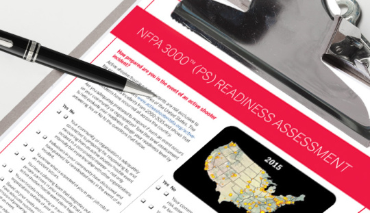 NFPA 3000 Readiness Assessment